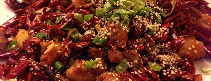 Z & Y Restaurant is one of 2015 SF Bay Area Michelin Bib Gourmand.
