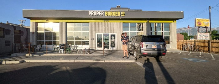 Proper Burger is one of PNW Trip.