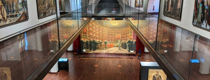Izba, The Museum of Russian Art Gift Shop is one of Art Museums & Galleries.