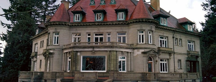 Pittock Mansion is one of Portland, OR - Favorite Nature/Outdoors.