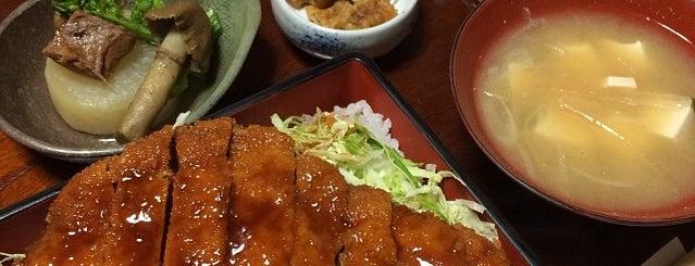 鳥三 is one of 駒ヶ根ソースカツ丼会加盟店.