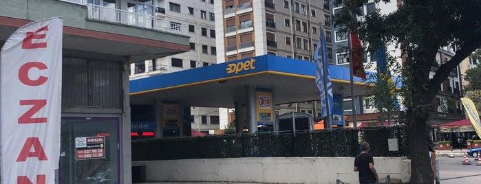 HAMİDİ Petrol /OPET is one of Semin 님이 좋아한 장소.