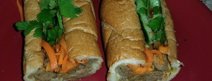 Crispy Banh Mi is one of Orte, die Jimmy gefallen.