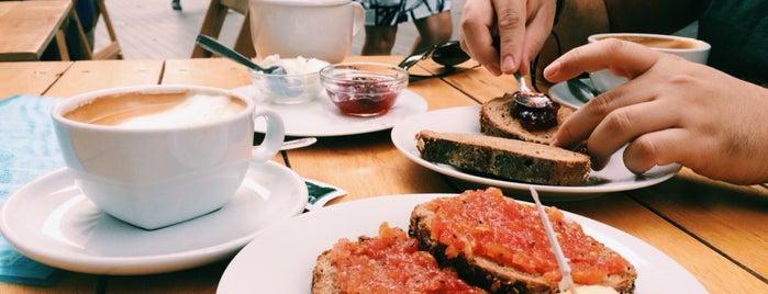 Nordic Cafe is one of Café y té.