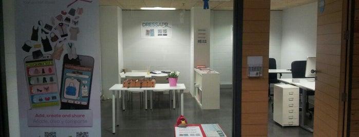 DressApp HQ is one of Lieux qui ont plu à Emilio.