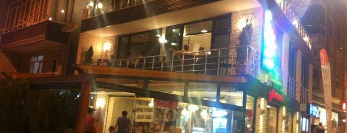 Maşa Cafe is one of Tempat yang Disukai Yunus.