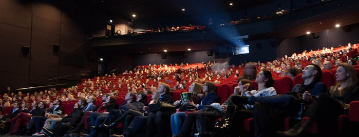 Forum Cinemas Kino Citadele is one of Tempat yang Disukai Natalja.