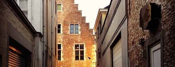 Prinsenhof is one of Favourite spots in Ghent.