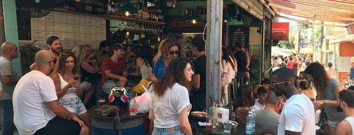 Shukshuka is one of Tel Aviv.