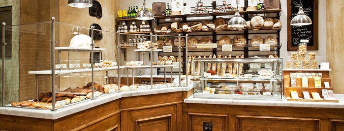 Le Pain Quotidien is one of Madrid Best: Food & Drinks.