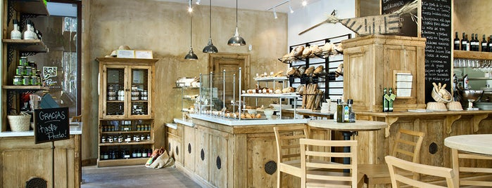 Le Pain Quotidien is one of Ozlem 님이 좋아한 장소.