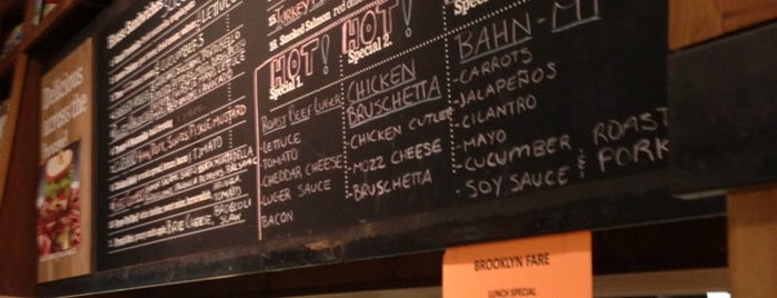 Brooklyn Fare is one of NY to-do list.
