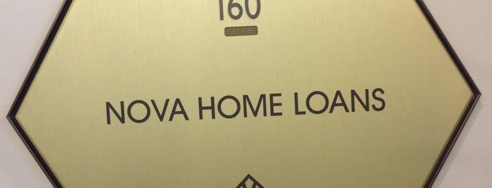 Nova Home Loans is one of Robert 님이 좋아한 장소.