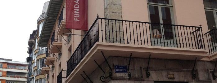 Fundación Marcelino Botín is one of Tempat yang Disukai Jose Luis.
