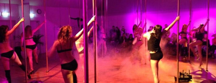 Poledance Factory is one of Amsterdam.