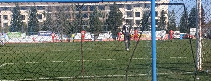 Kemer Stadı is one of Lugares favoritos de Adalet.