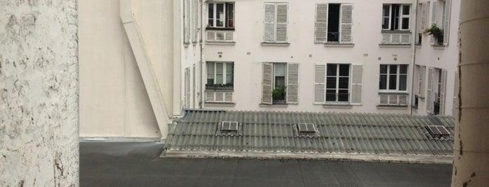 Hotel Libertel Canal Saint Martin Paris is one of Fern'in Kaydettiği Mekanlar.