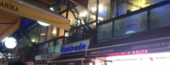 Taksim nevizade ASPERA is one of Bilge✨ 님이 저장한 장소.