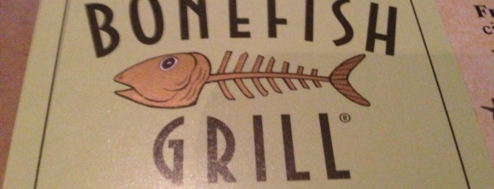 Bonefish Grill is one of Restaurants to try.