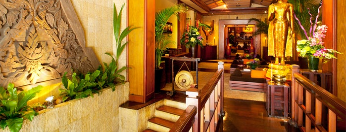 Thai Barcelona | Thai Gardens is one of Restaurantes.
