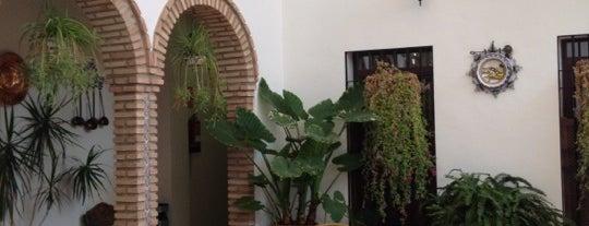 Hotel de Los Faroles is one of Donde dormir en Cordoba.