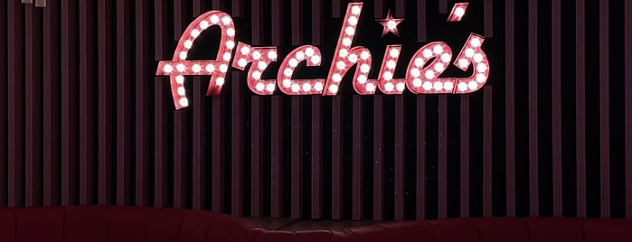 Archie's is one of London.