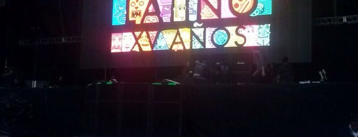 Vive Latino 2014 #XVLindio14 is one of Lugares favoritos de Yaz.