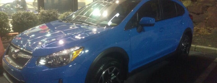 Patrick Subaru is one of Subaru of New England Dealers.