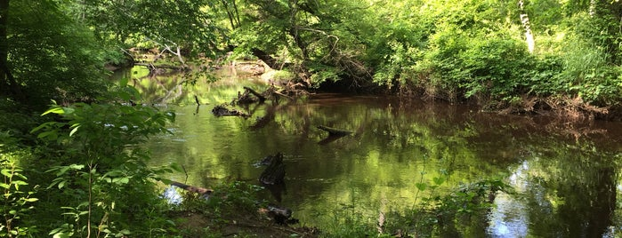 Crosswicks Creek Greenway is one of Parks in Monmouth County.