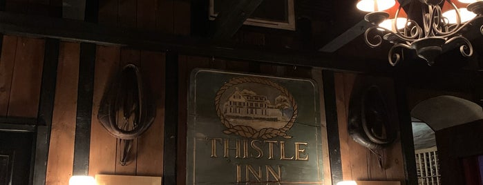The Thistle Inn is one of Favorites.