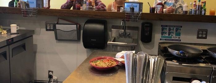 Breakfast In America is one of Lugares favoritos de Kyle.