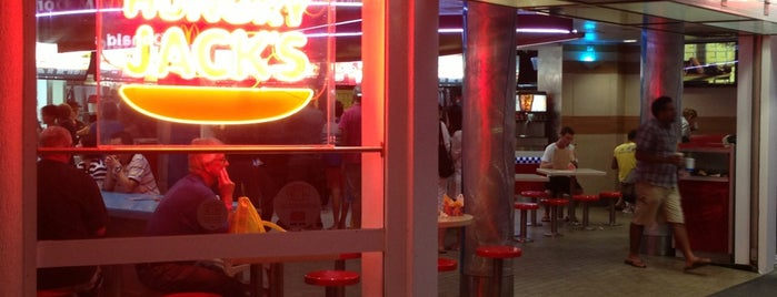 Hungry Jack's is one of [todo] Gold Coast.