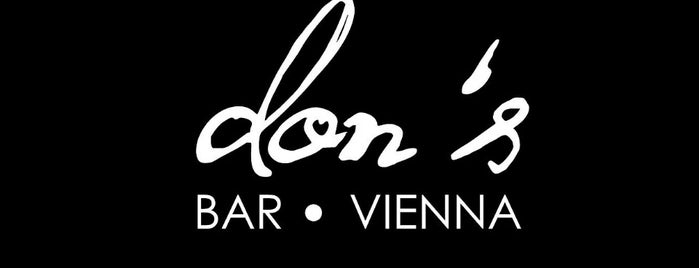 Don's Bar Vienna is one of Viena.