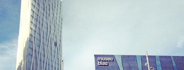 Museu Blau is one of BCN.