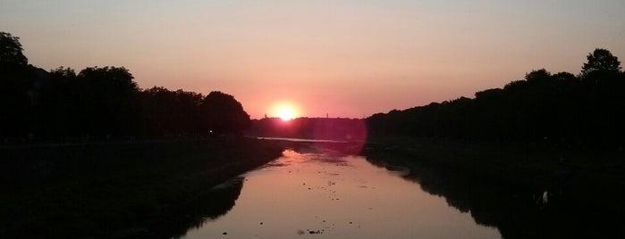 Річка «Уж» is one of Orte, die Алена gefallen.