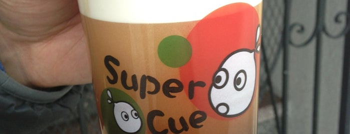 Super Cue Cafe is one of Bakeries and Cafes.