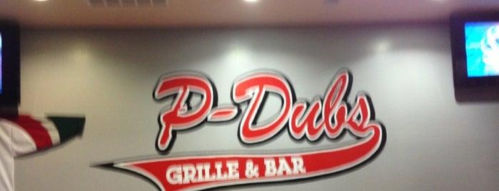 P-Dubs is one of Lieux qui ont plu à DJ Lizzie.