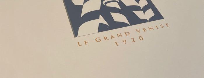 Le Grand Venise is one of Paris Trip.