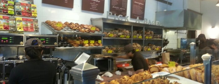 Pick A Bagel is one of Bagel Shop in NY.