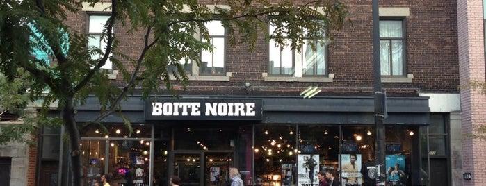 La Boîte Noire is one of Tempat yang Disukai Thorsten.