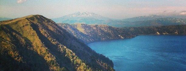 Lake Mashu is one of アウトドア&景観スポット.