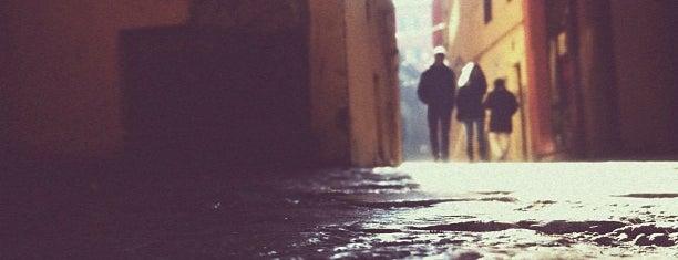 Ghetto Ebraico is one of Bologna city.