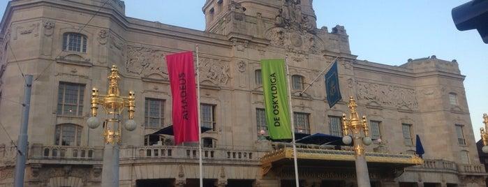 Kungliga Dramatiska Teatern is one of Stockholm City Guide.