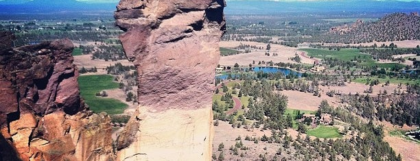 Smith Rock State Park is one of Oregon - The Beaver State (2/2).
