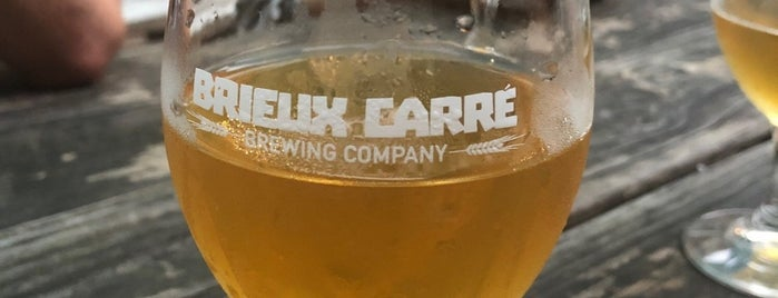Brieux Carré Brewing Company is one of New Orleans Trip.