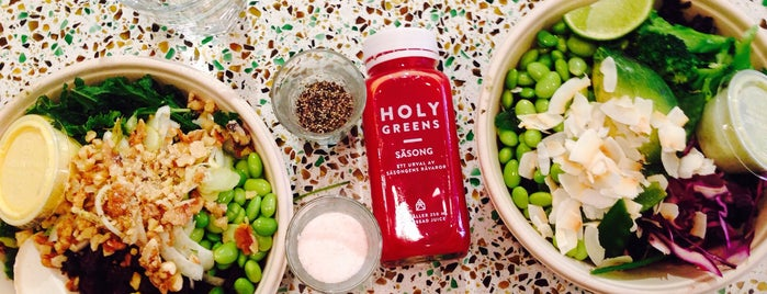 Holy Greens is one of Malmo Food & Drink.