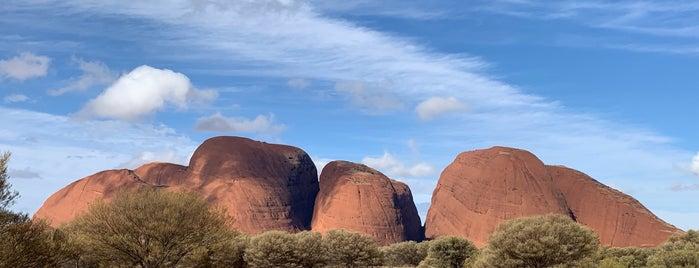 Kata Tjuta is one of Australia - Must do.