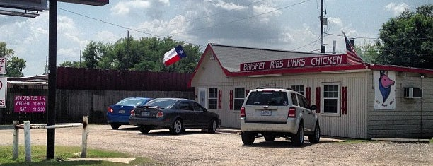 Virgie's Bar-B-Q is one of Houston spots.