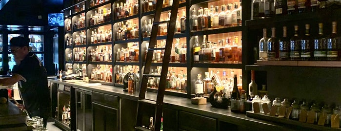 Seven Grand is one of Whisky Bars & Distilleries.