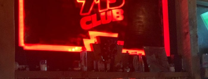 The 715 Club is one of [ Denver ].
